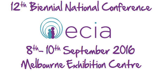 Homepage banner - ECIA National Conference 2016