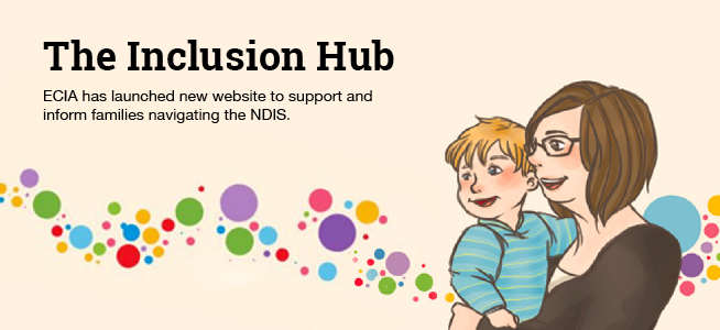 The Inclusion Hub Banner